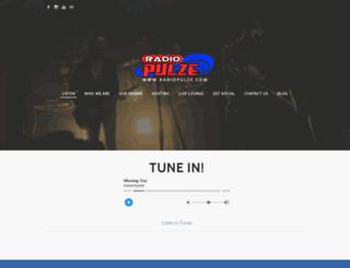 radiopulze.com screenshot