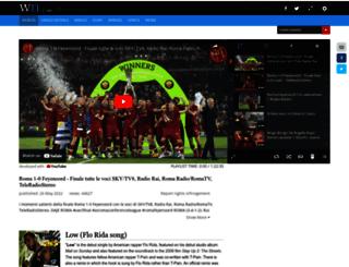 radioroma.com screenshot