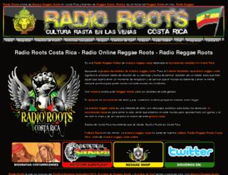 radiorootscr.com screenshot