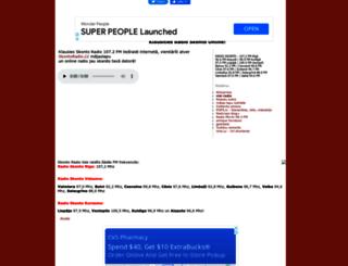 radioskonto.com screenshot