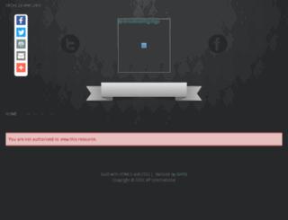 radiostream.co.za screenshot
