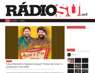 radiosu.net screenshot