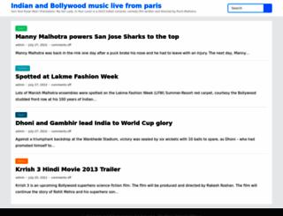 radioteentaal.com screenshot