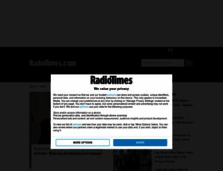 radiotimes.com screenshot