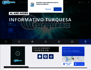 radioturquesa.fm screenshot