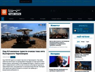 radiovarna.bnr.bg screenshot