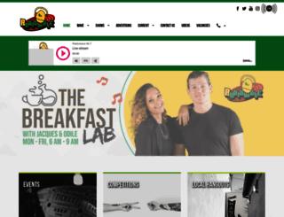 radiowave.com.na screenshot