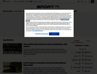 radom.sport.pl screenshot