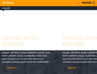 radore.com screenshot