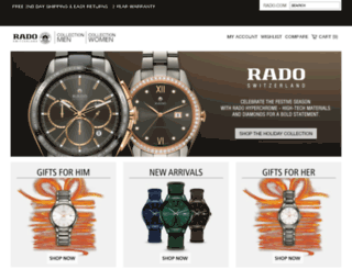 radoshop.com screenshot