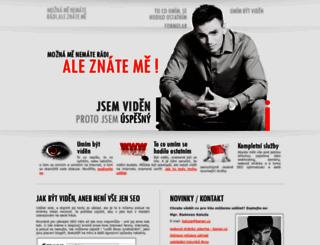 radovankaluza.cz screenshot