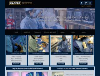 radpad.com screenshot