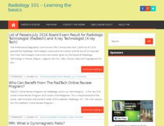 radtech1895.com screenshot