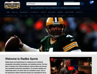 radtkesports.com screenshot