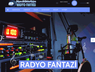radyofantazi.com screenshot