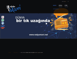 radyomavi.net screenshot