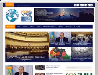 radyovakit.com screenshot