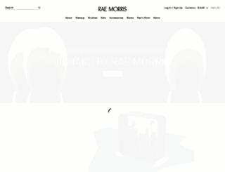 raemorris.com screenshot
