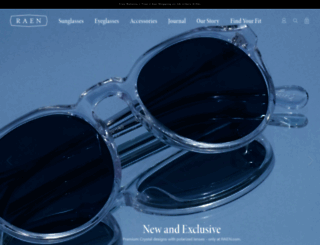raen.com screenshot