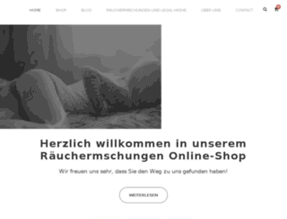 raeuchermischung-blog.info screenshot