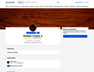 rafael.jusbrasil.com.br screenshot