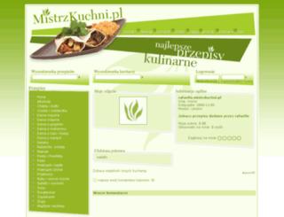 rafaello.mistrzkuchni.pl screenshot
