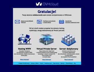 rafalborowski.com screenshot