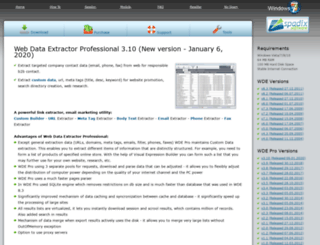 rafasoft.com screenshot