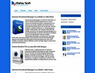 rafaysoft.blogspot.com screenshot