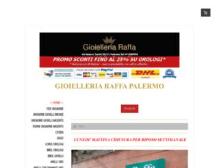 raffa.it screenshot