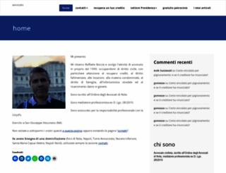 raffaeleboccia.it screenshot