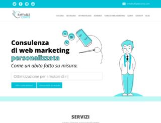 raffaeleconte.com screenshot