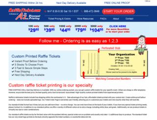 raffle-tickets.us screenshot