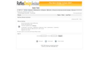 raffles.informe.com screenshot