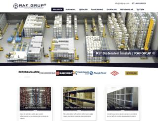rafgrup.com screenshot