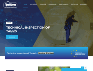 rafibra.es screenshot