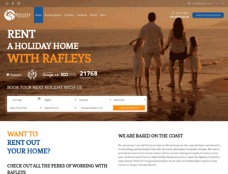 rafley.com screenshot