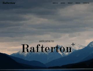 rafterton.co.uk screenshot