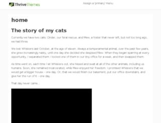 ragdoll-cats.com screenshot