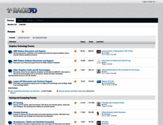 rage3d.com screenshot