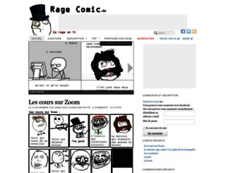 ragecomic.fr screenshot