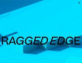 raggededge.com screenshot