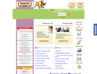 ragingbullsjob.com screenshot