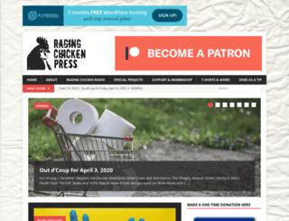 ragingchickenpress.org screenshot