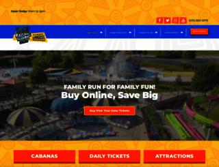 ragingwaves.com screenshot
