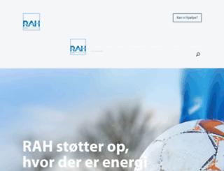 rah.dk screenshot