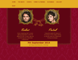 rahatpalak.com screenshot