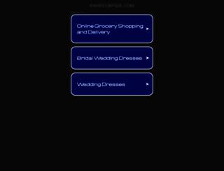 raheedbride.com screenshot