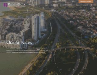 rahim-co.com screenshot