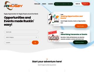 rahrahrugby.com screenshot